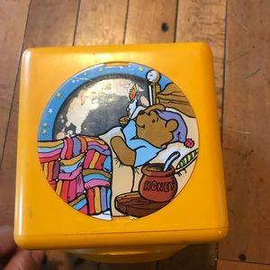 1977 Winnie the Pooh music block